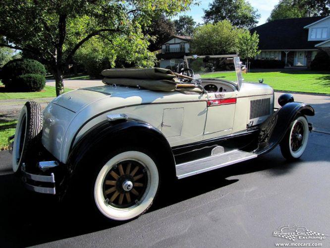 1926 Chrysler G-70 Roadster Classic Old Vintage Original USA -05 wallpaper