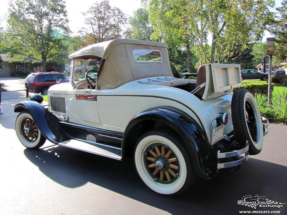 1926 Chrysler G-70 Roadster Classic Old Vintage Original USA -11 wallpaper