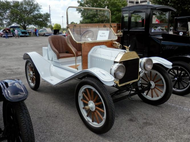 1926 Ford Model-T Runabout Classic Old Vintage Retro Original USA 1600x1200-01 wallpaper