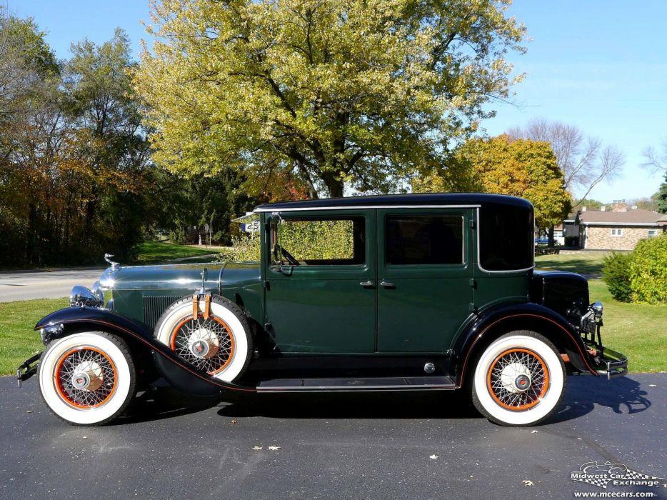 1929 Lasalle Town Sedan Four Door Series 328 Classic Old Vintage Original USA -08 wallpaper