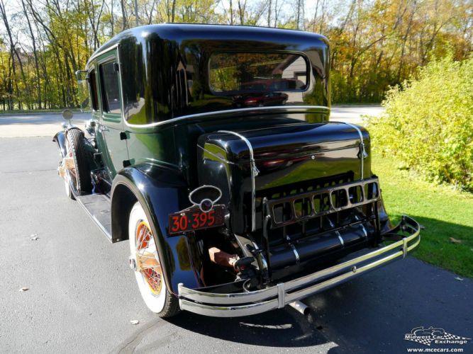 1929 Lasalle Town Sedan Four Door Series 328 Classic Old Vintage Original USA -13 wallpaper