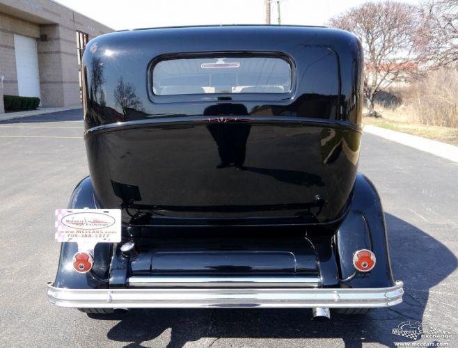 1932 Ford Sedan Street Rod Hot Streetrod Hotrod USA -18 wallpaper