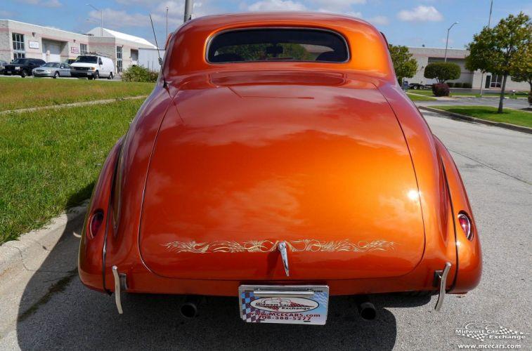 1937 Chevrolet Coupe Five Window Street Rod Hot Streetrod Hotrod USA -16 wallpaper