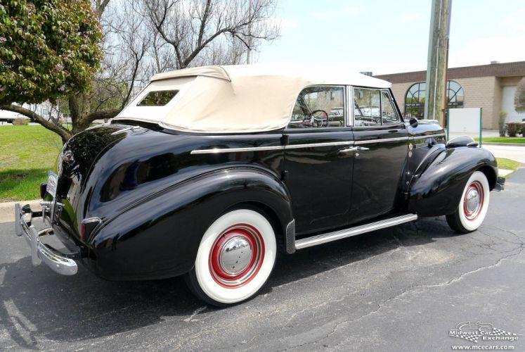 1939 Buick Eight Special Four Door Phaeton Classic Old Vintage Original USA -06 wallpaper
