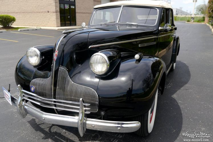 1939 Buick Eight Special Four Door Phaeton Classic Old Vintage Original USA -10 wallpaper