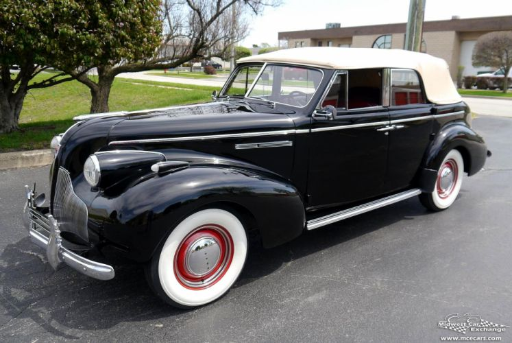 1939 Buick Eight Special Four Door Phaeton Classic Old Vintage Original USA -14 wallpaper