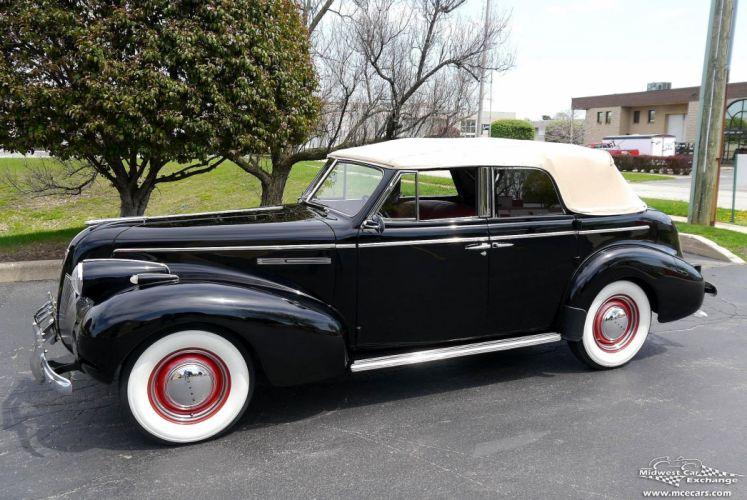 1939 Buick Eight Special Four Door Phaeton Classic Old Vintage Original USA -13 wallpaper