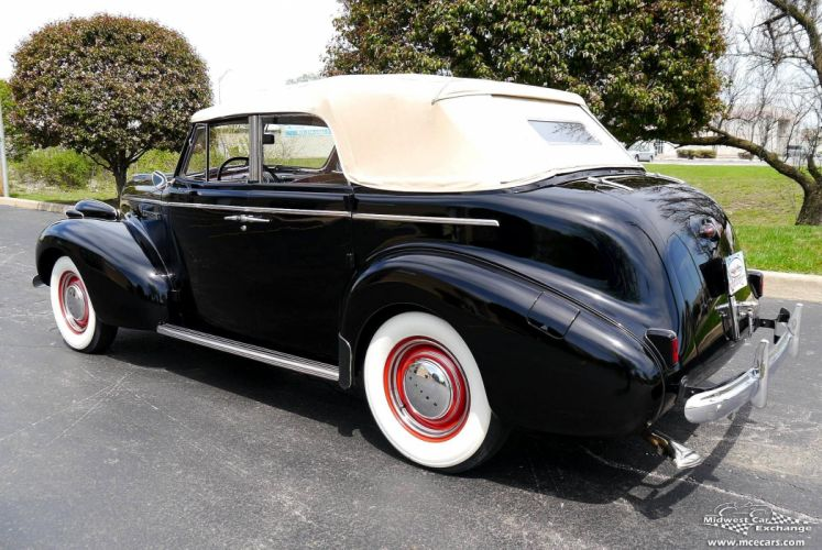 1939 Buick Eight Special Four Door Phaeton Classic Old Vintage Original USA -16 wallpaper