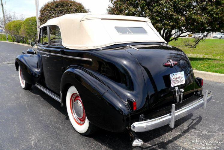 1939 Buick Eight Special Four Door Phaeton Classic Old Vintage Original USA -17 wallpaper