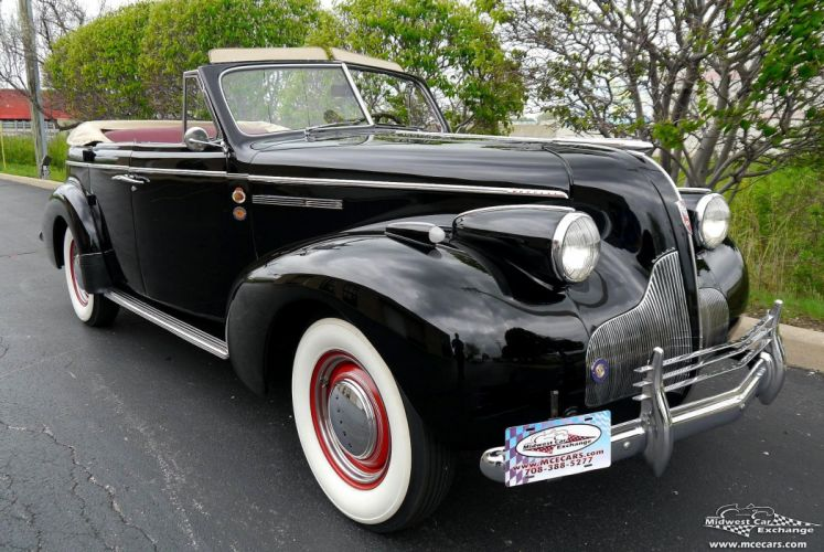1939 Buick Eight Special Four Door Phaeton Classic Old Vintage Original USA -22 wallpaper