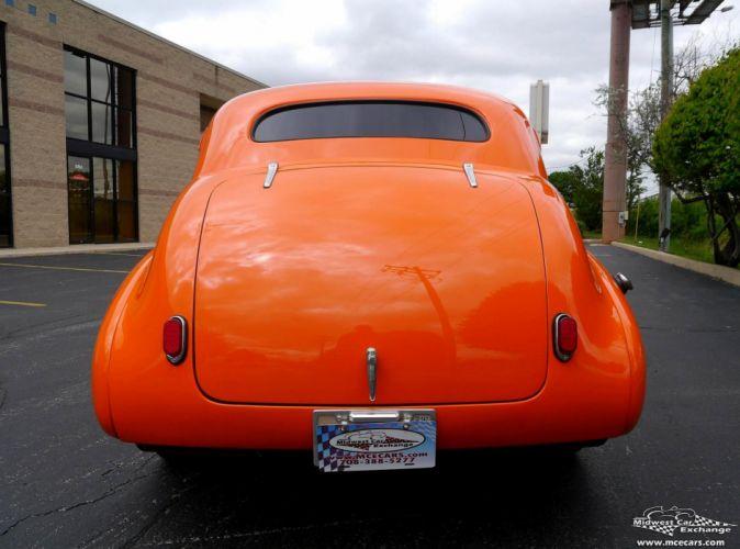 1940 Chevrolet Special Deluxe Two Door Sedan Street Rod hOT Streetrod Chopped USA -17 wallpaper