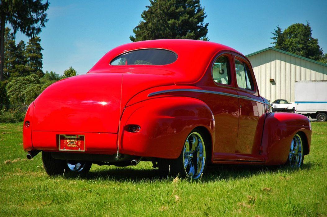 1946 Ford Business Coupe Hotrod Streetrod Hot Rod Street USA 1500x1000-10 wallpaper
