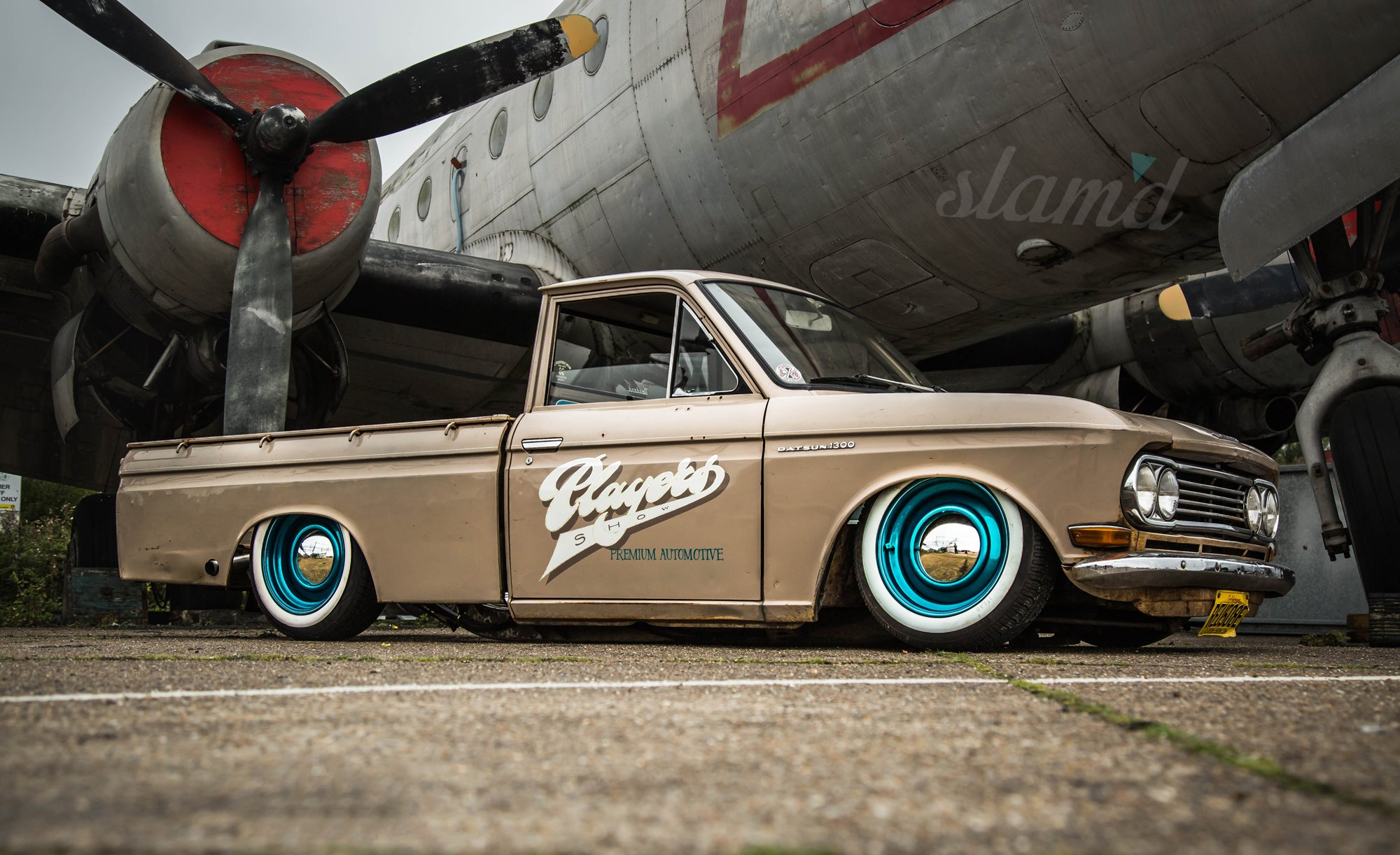 Custom Truck Wheels >> 1966 Datsun 520 pickup lowrider truck nissan custom classic b wallpaper | 2000x1222 | 715252 ...