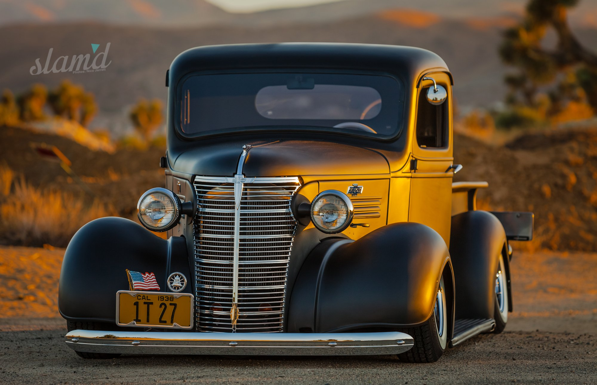 Chevy Retro Pickup submited images.
