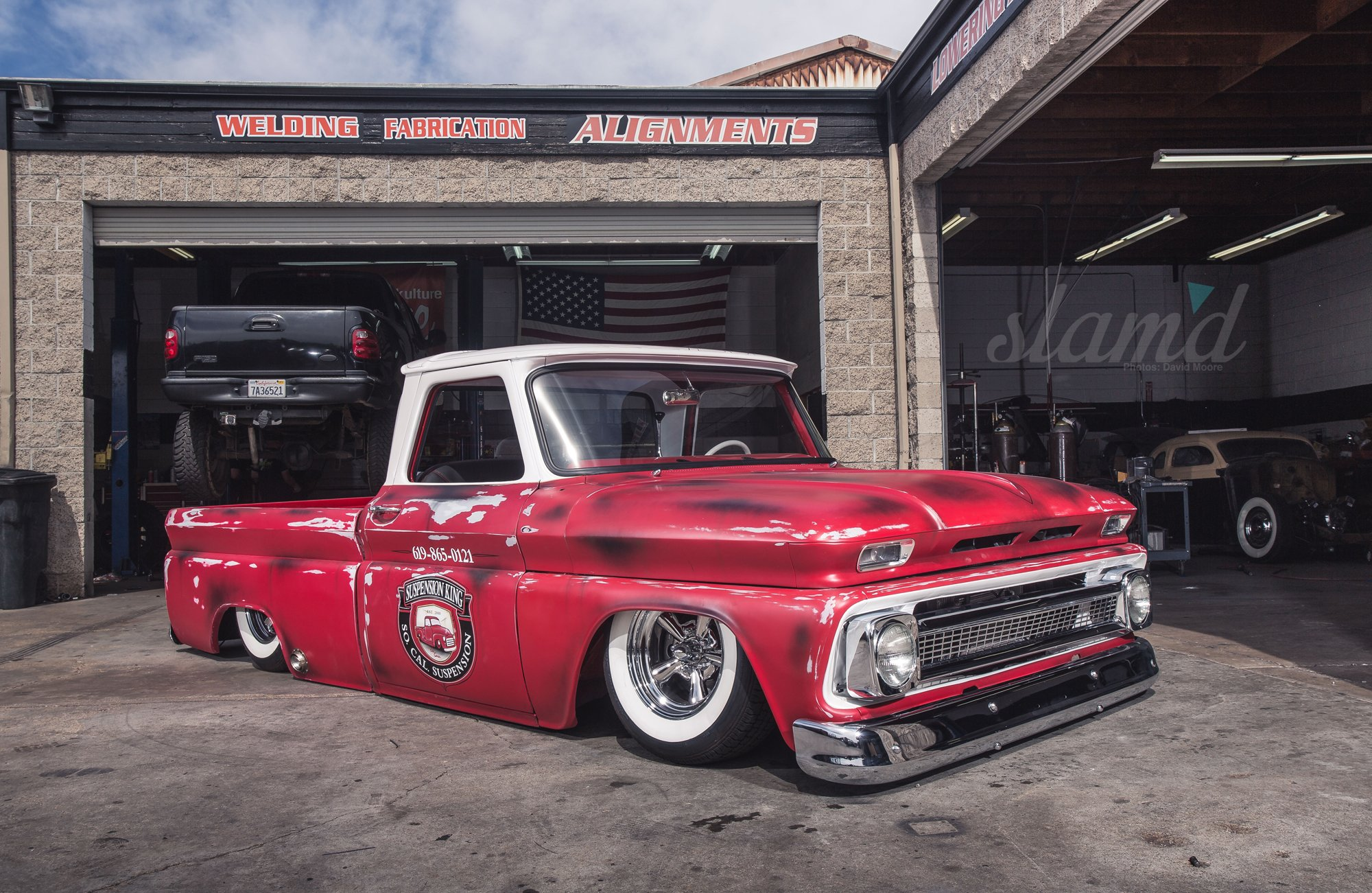 1966 Chevy Lowrider Trucks Autos Post