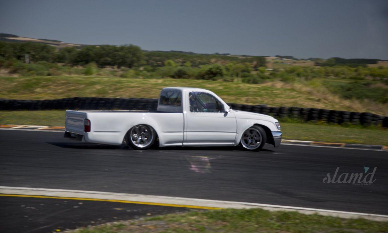 2001 Toyota Hilux Tacoma pickup lowrider drift custom tuning race racing d wallpaper