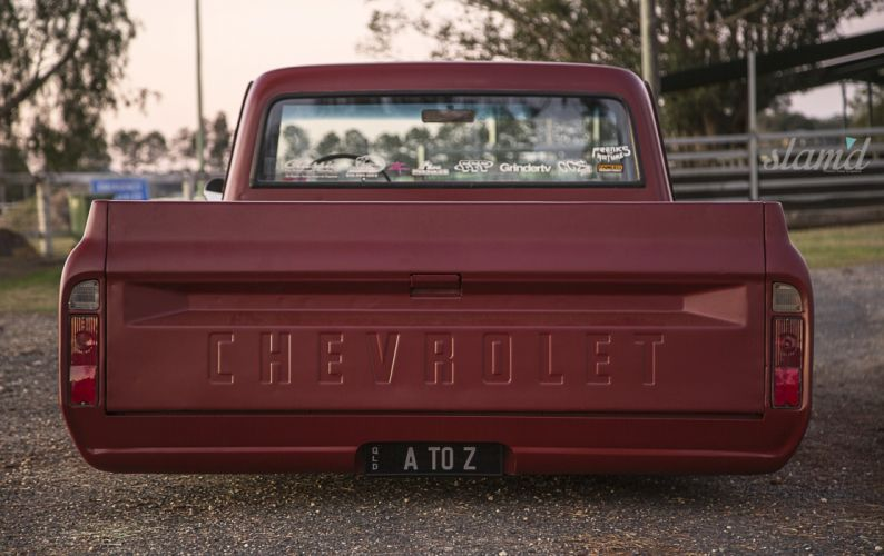 1969 Chevrolet C10 pickup lowrider tuning custom classic dd wallpaper