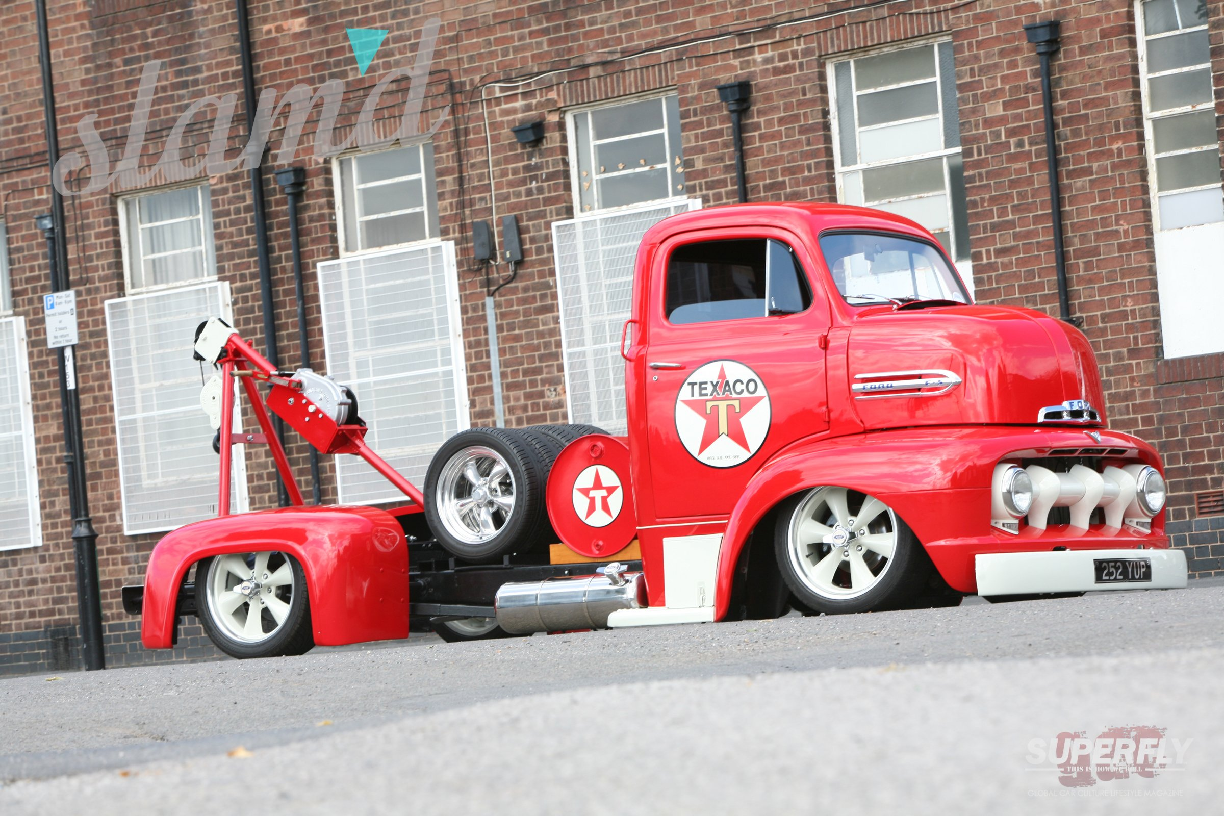 1951 ford coe tow - photo #21