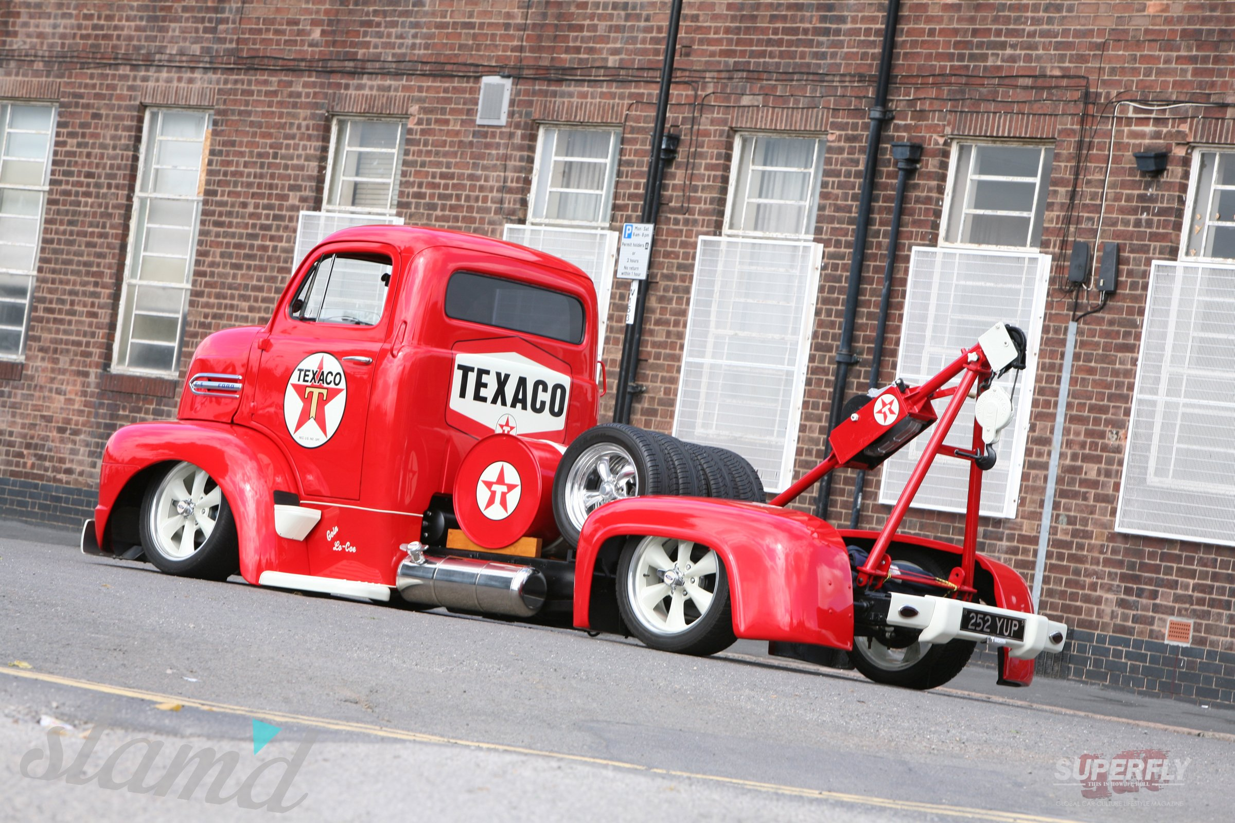 1951 ford coe tow - photo #25