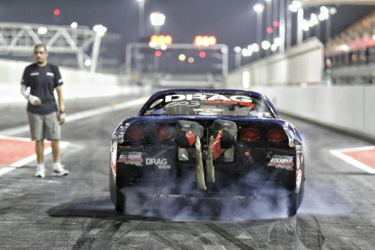 NHRA drag racing hot rod rods muscle race chevrolet corvette f wallpaper