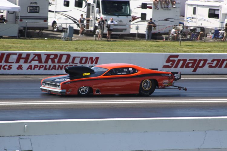 NHRA drag racing hot rod rods muscle race pro mod plymouth duster d wallpaper