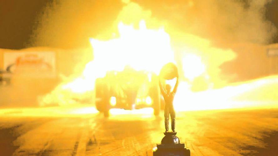 IHRA drag racing race hot rod rods muscle jet fire d wallpaper
