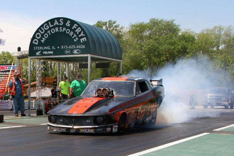 IHRA drag racing race hot rod rods muscle funnycar funny ford mustang d wallpaper