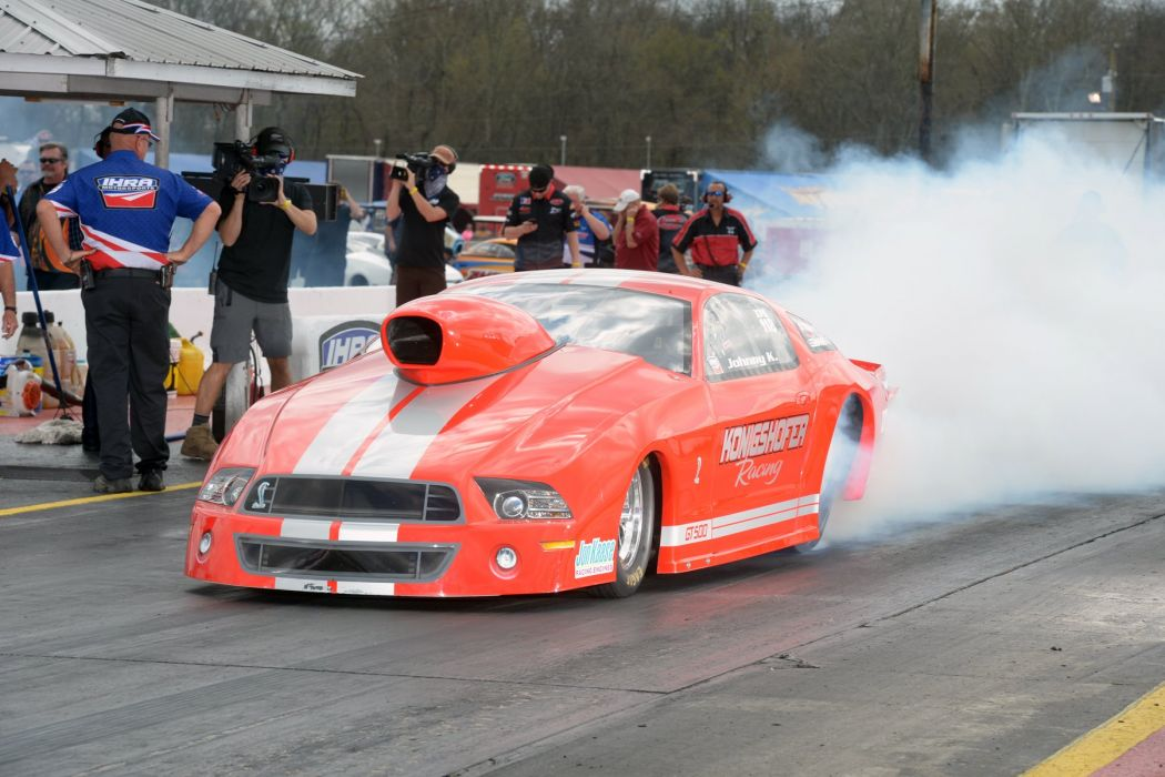 IHRA drag racing race hot rod rods muscle prostock pro stock ford mustang d wallpaper