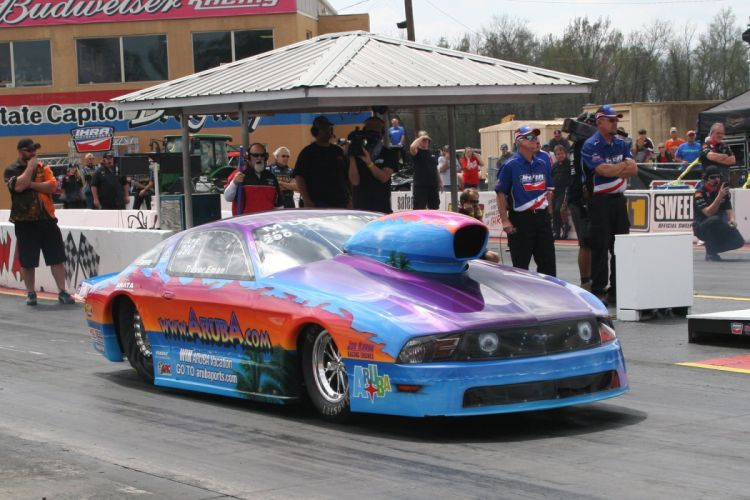 IHRA drag racing race hot rod rods muscle prostock pro stock ford mustang f wallpaper