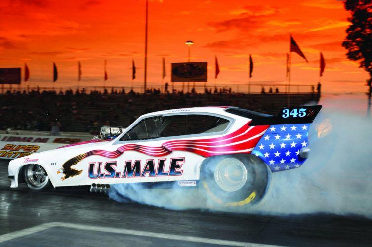 IHRA drag racing race hot rod rods muscle funnycar funny chevrolet vega y wallpaper