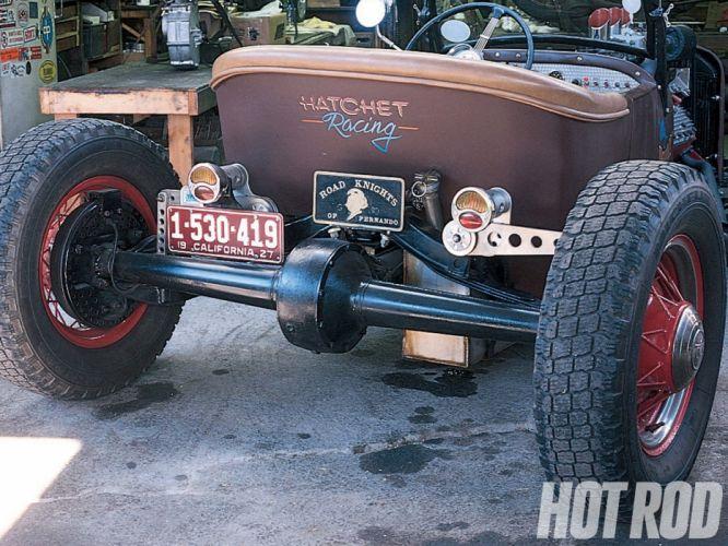 FORD MODEL-T custom hot rod rods retro d wallpaper
