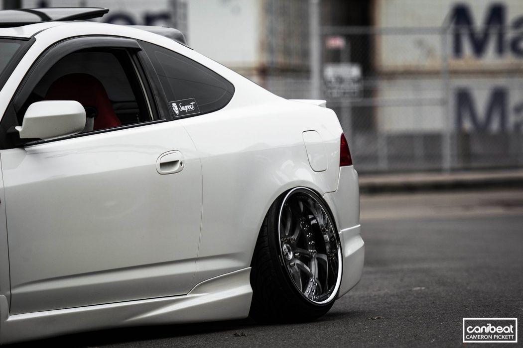 Acura RSX tuning honda integra d wallpaper