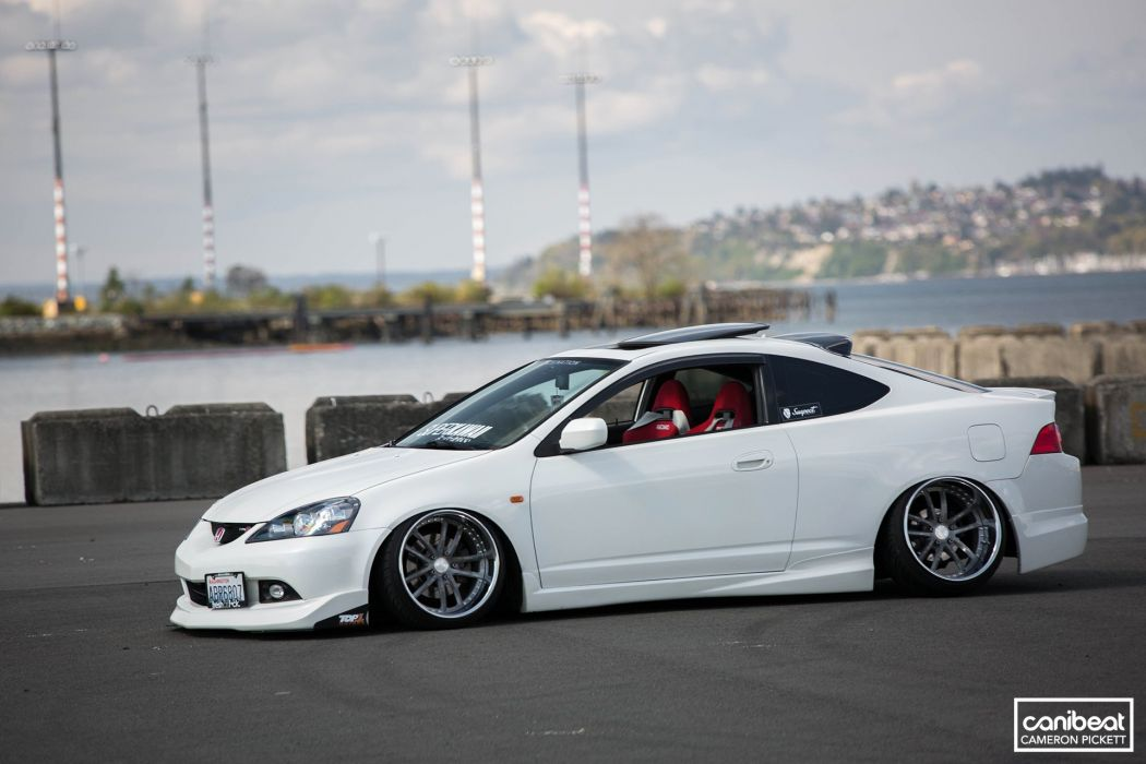 Acura RSX tuning honda integra d wallpaper