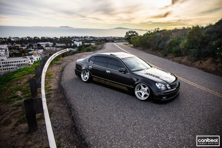 Lexus GS400 tuning f wallpaper