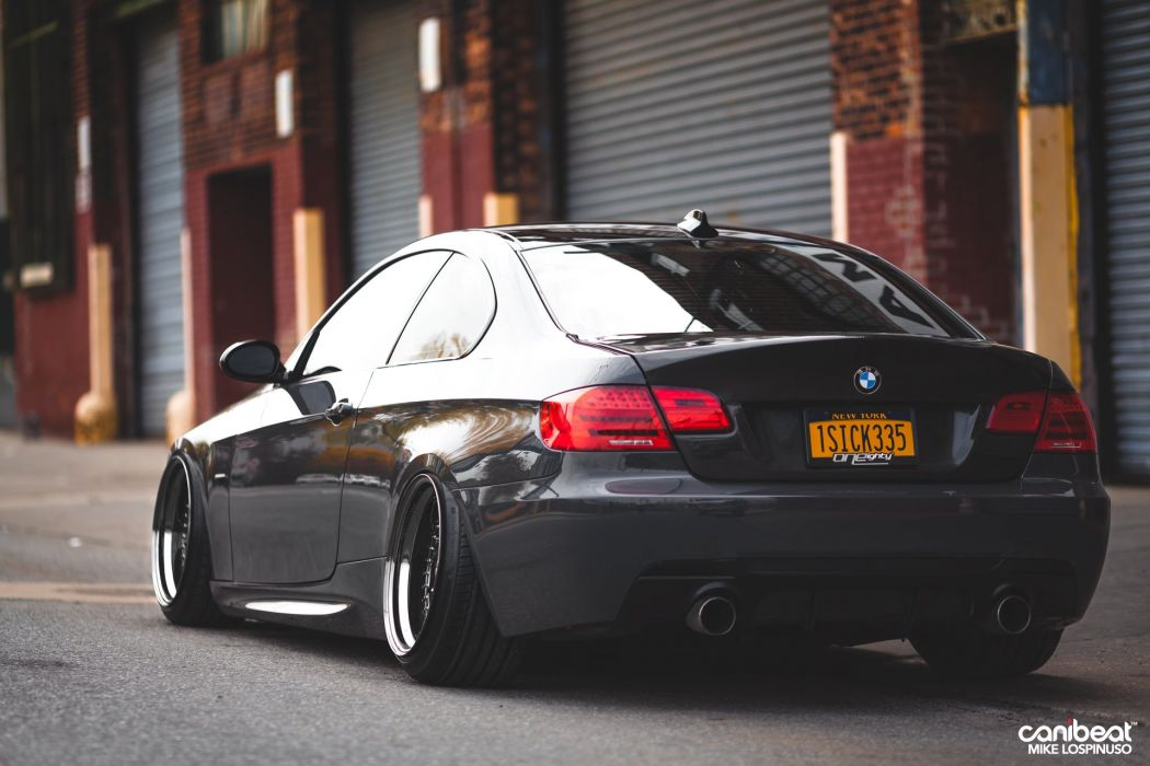BMW 335xi tuning d wallpaper