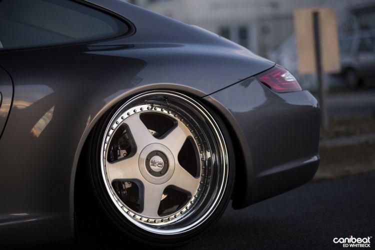 997 Porsche 911 tuning d wallpaper