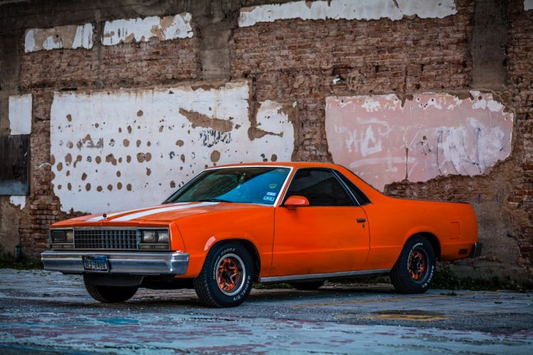 Chevrolet el camino wallpaper