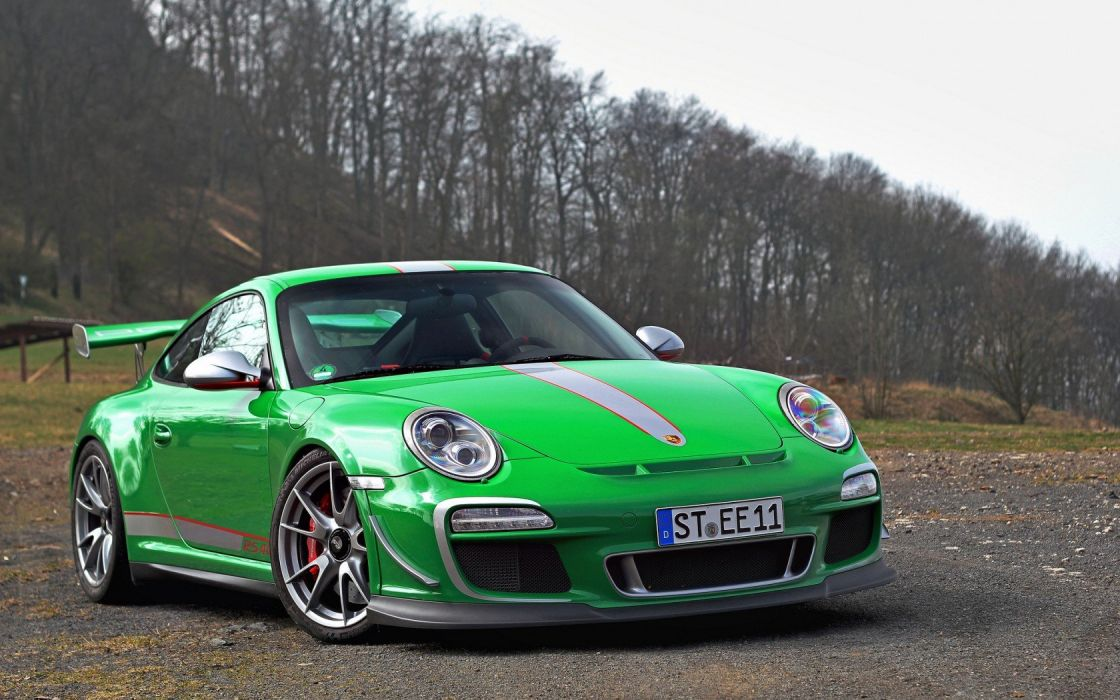 Porsche 911 Gt3 Rs 4 0 wallpaper