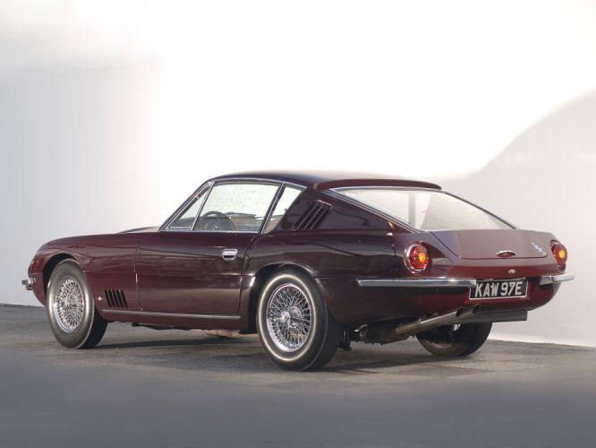 Aston martin Dbsc 1966 wallpaper