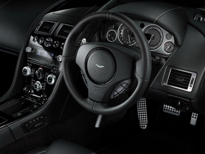 Aston martin Db9 interior wallpaper