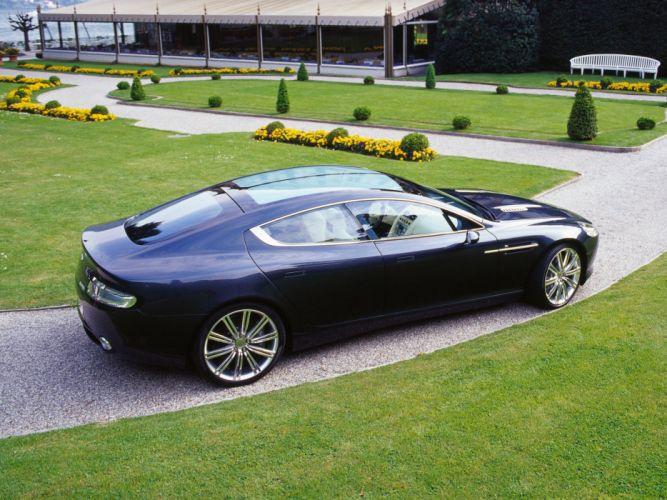 Aston martin Rapide 2006 wallpaper