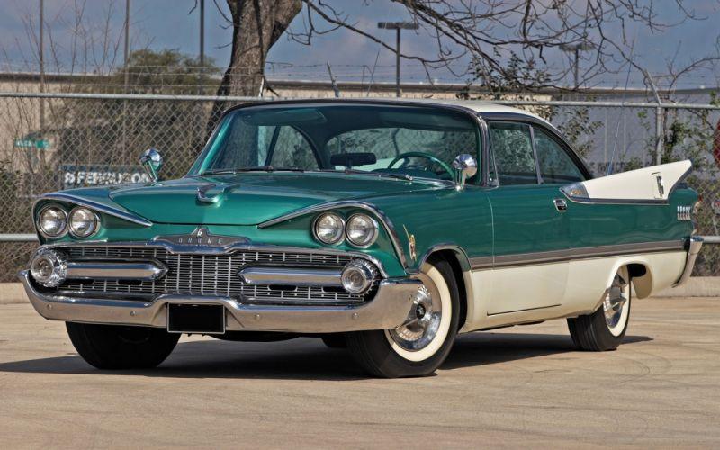 Dodge royal 1959 wallpaper