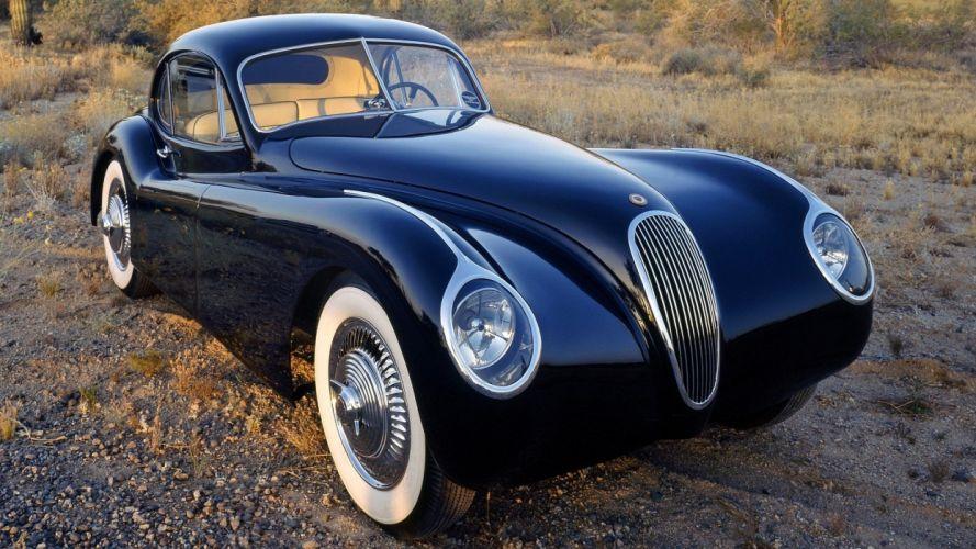 Jaguar Classic wallpaper