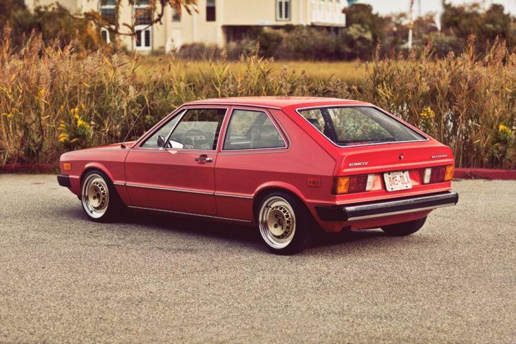 Volkswagen Vw Scirocco Mk1 1975 wallpaper