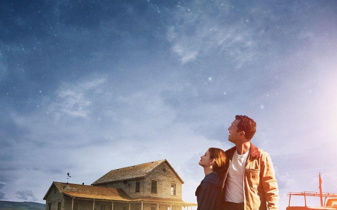 interstellar new film poster nolan sku house wallpaper