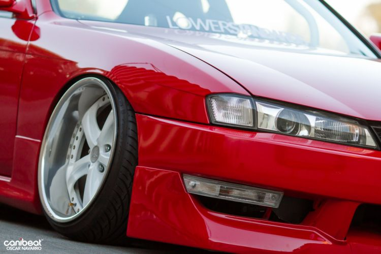 1995 Nissan 240SX tuning d wallpaper