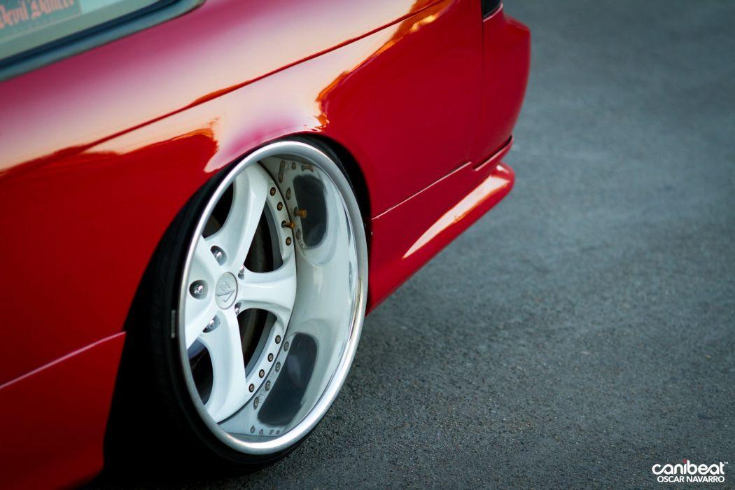 1995 Nissan 240SX tuning d wallpaper