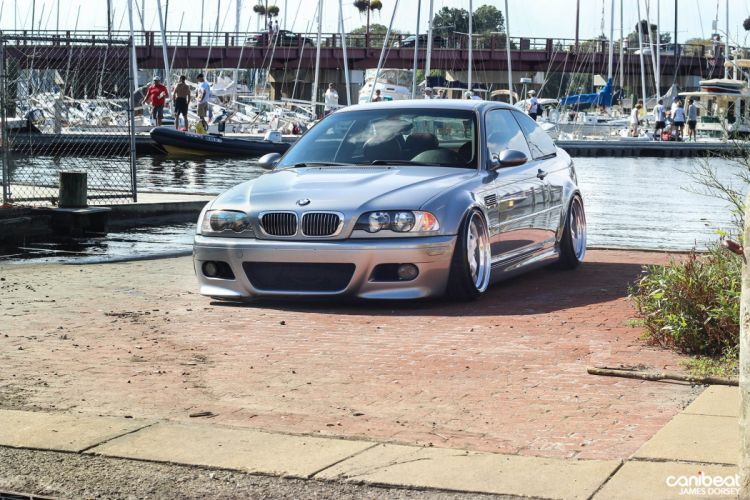 BMW E46 M-3 tuning wallpaper