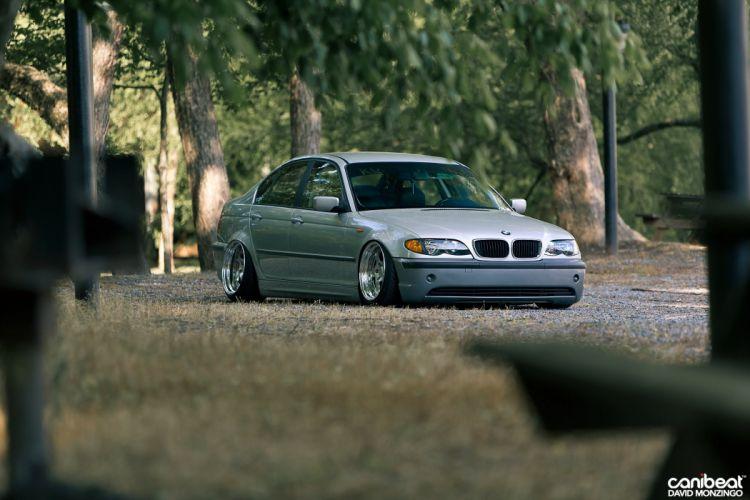 BMW E46 tuning custom wallpaper