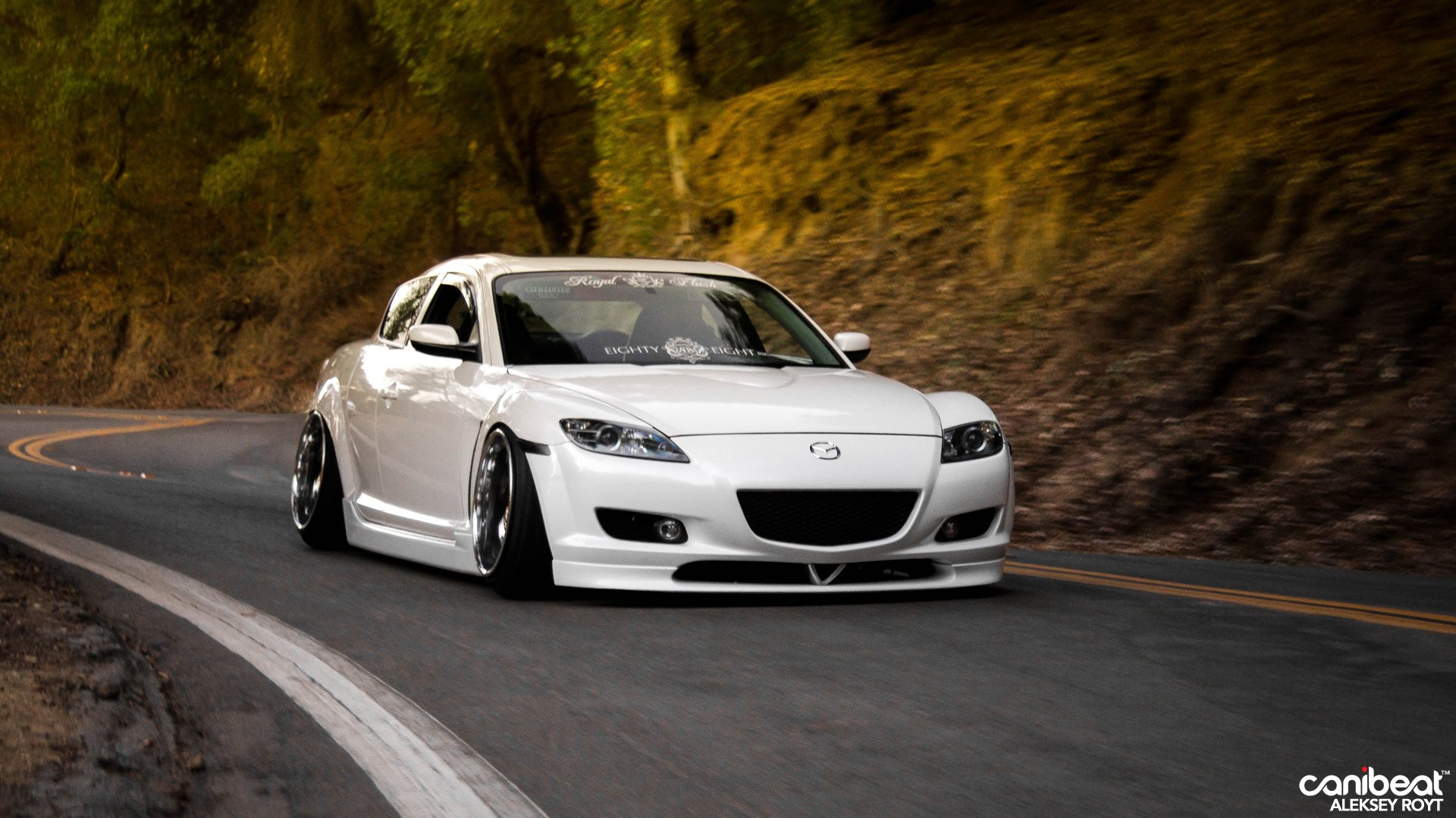 mazda rx8 tuning custom wallpaper 1920x1080 716404 wallpaperup. Black Bedroom Furniture Sets. Home Design Ideas